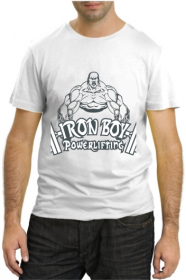 Iron Boy powerlifting