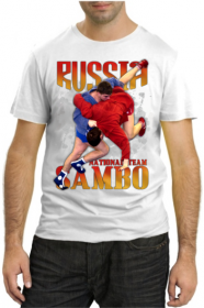 Russian sambo national team