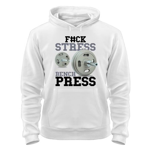 Fuck stress bench press